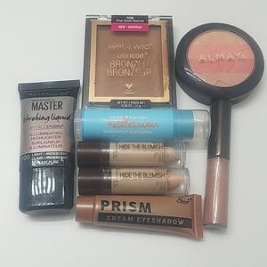 8 piece make up bundle